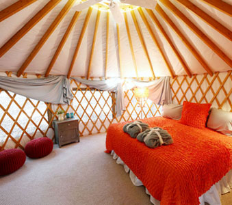 Wellspring Ranch - Cabana Yurt